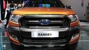 Ford Ranger : reçu cinq sur cinq à l'Euro NCAP