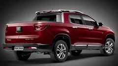 Fiat : le Toro montre son derrière