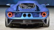Ford : du verre « gorilla glass » pour la GT