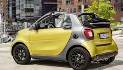 Prix Smart Fortwo Cabrio 2016 : la Smart Cabriolet dévoile ses tarifs