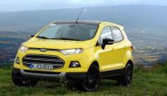 Essai Ford Ecosport 2016, il s'européanise