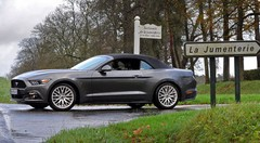 Essai Ford Mustang 6 Ecoboost : Classe Eco