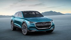 Audi présentera un Q6 h-tron concept à hydrogène à Detroit