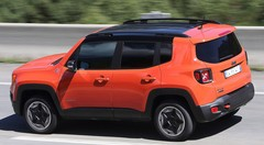 Essai Jeep Renegade : le petit 4x4 italo-yankee qui grimpe