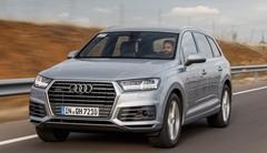 Essai Audi Q7 e-Tron (2016) : Technologie de poids
