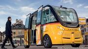 Navya Arma, électrique autonome à Sion