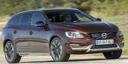 Essai Volvo V60 Cross Country : aventure sur sentiers battus
