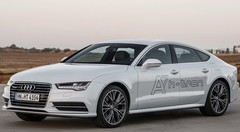 Essai Audi A7 h-tron : hydrogène et hybride