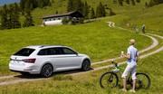 Skoda Kodiak : un SUV 7 places au Mondial de l'Auto