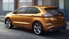 Prix Ford Edge 2016 : des tarifs à partir de 42 000 euros