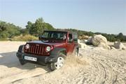 Essai Jeep Wrangler CRD Rubicon