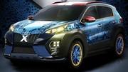 Le nouveau Kia Sportage se déguise en X-Men