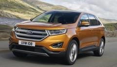 Ford Edge : les tarifs français