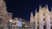Smog à Milan, une fin d'année sans voiture