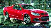 Vauxhall Maloo : un pick-up qui gratte