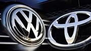 Toyota n'a plus rien à craindre de Volkswagen