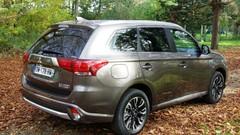 Essai Mitsubishi Outlander PHEV 2 Instyle : Onéreuse voie du futur