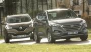 Essai : le Hyundai Tucson défie le Renault Kadjar