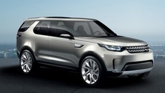 Land Rover : un tout nouveau Discovery en 2016