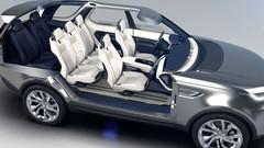 Land Rover Discovery : les premiers détails
