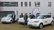 La Kia Soul EV : Championne en Allemagne