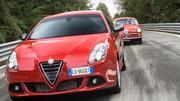 La prochaine Alfa Romeo Giulietta devrait passer à la propulsion