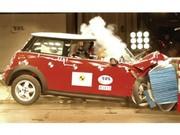 Nouvelle Mini Cooper : une sécurité récompensée