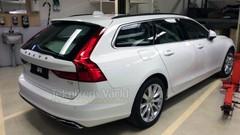 Volvo V90 : les premières photos