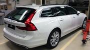 La Volvo V90 dévoilée