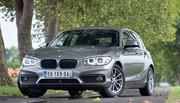Essai BMW 116D : Trop chère, mon fils ?