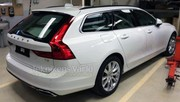 La future Volvo V90 2016 surprise en photos