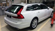 Premières images sur le net de la Volvo V90