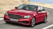 Les photos de la nouvelle Mercedes Classe E en fuite