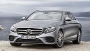 Mercedes : fuite des photos officielles de la nouvelle Classe E