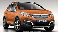 Peugeot 2008 (2016) : un restylage pour le salon de Genève