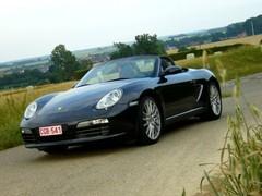 Essai Porsche Boxster S : tempérament de feu !