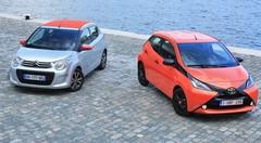 Citroën C1 vs Peugeot 108 vs Toyota Aygo : laquelle acheter en 2016 ?