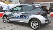 CES 2016 : Chevrolet Bolt EV 320 km en tout électrique
