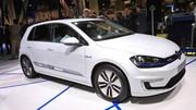 CES 2016 : VW e-Golf Touch, le nouveau tableau de bord de la Golf !