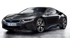 BMW i8 Mirrorless : une i8 sans rétroviseurs au CES Las Vegas 2016