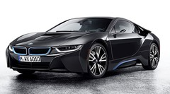 CES 2016 : BMW i8 Mirrorless Concept