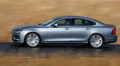 Volvo : la conduite autonome de série sur la S90