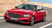 Mercedes Classe E : tous les détails