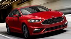 Ford Fusion : la Mondeo américaine restylée et avec un V6 Sport