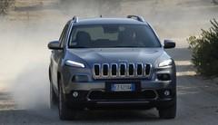Essai Jeep Cherokee 2.2 Multijet 2 200 Limited 4X4 2016 : Un Américain au cuore Italiano