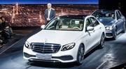 Mercedes Classe E : allégée, affinée et automatisée
