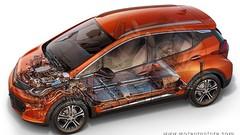 Une batterie de roi pour la Chevrolet Bolt : 60 kWh