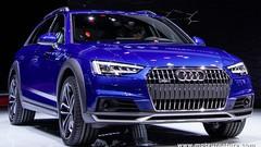 Audi A4 Allroad, le SUV + efficace
