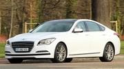 Essai Hyundai Genesis 2 (2016) : Luxe oriental