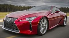 Lexus LC 500 : Lexus s'offre sa GT